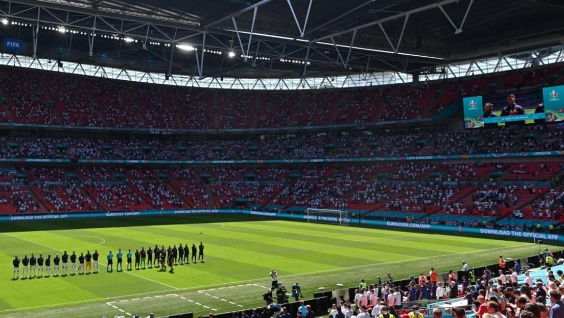 Wegen Ausbreitung von Delta-Variante: UEFA könnte Großbritannien EM-Finale entziehen