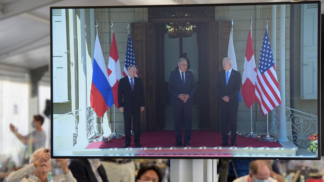 Sichtweisen über Fakten: Bidens Pressekonferenz nach dem Genfer Gipfeltreffen