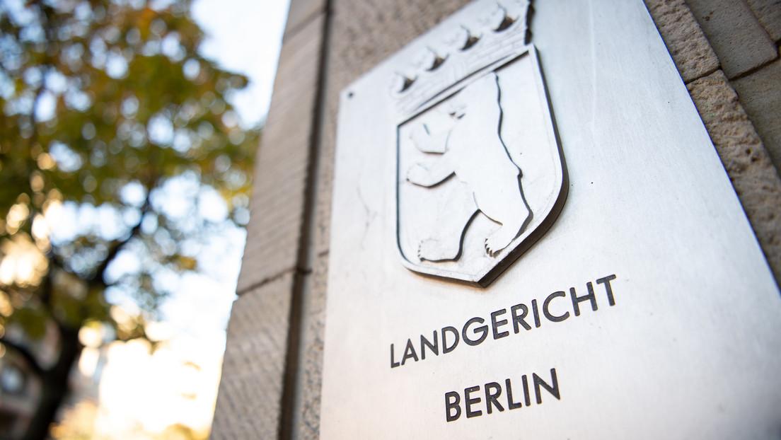 Berlin: Ehemann tötet Frau nach über 50 Jahren Ehe – sieben Jahre Gefängnis