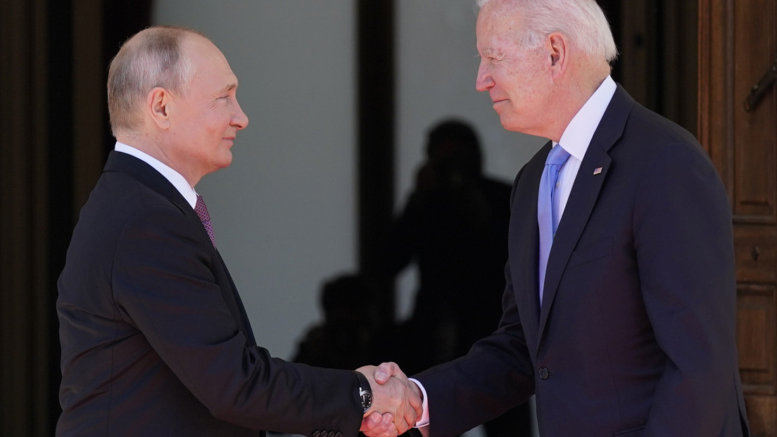 Treffen von Biden und Putin zeigt: Beziehung Russland-USA vor neuem Kalten Krieg