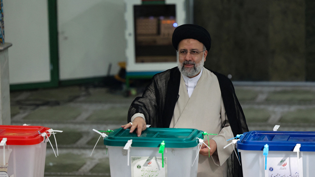 Präsidentschaftswahl in Iran: Konservativer Kandidat Raissi gewinnt