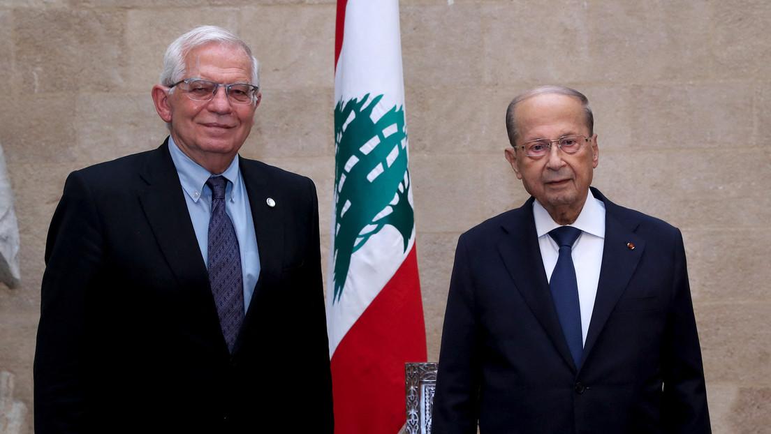 Innenpolitische Pattsituation im Libanon: EU droht libanesischen Politikern mit Sanktionen