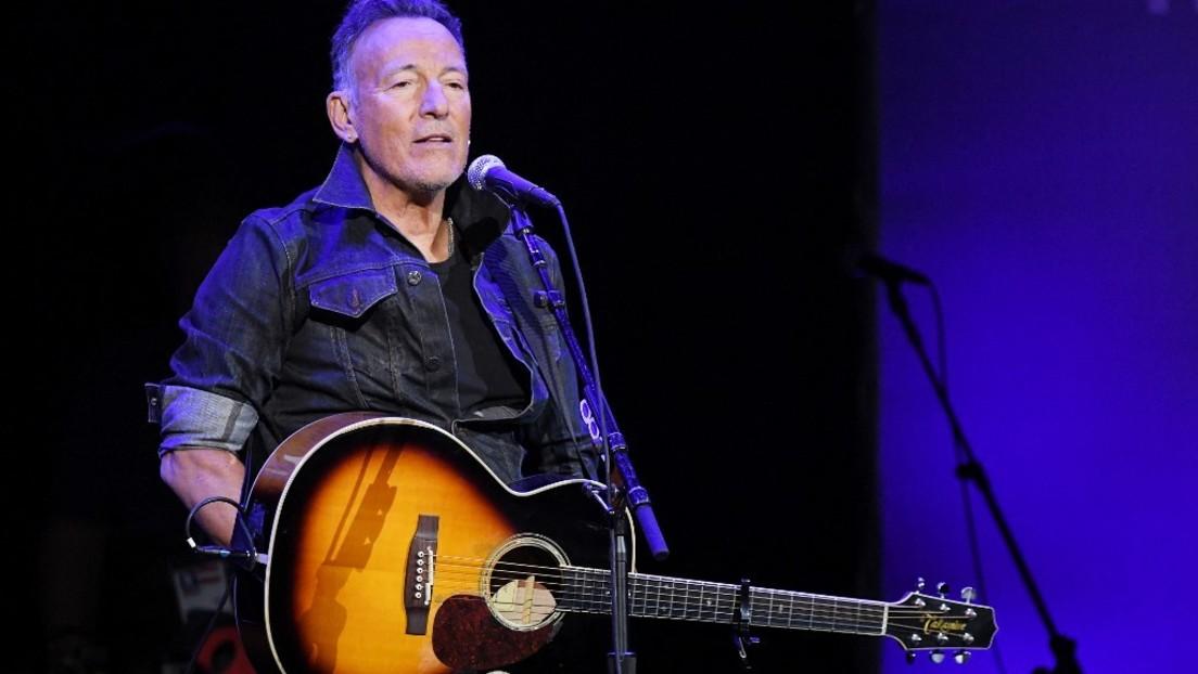 Bruce Springsteen in New York: Kein Eintritt mit AstraZeneca-Impfung