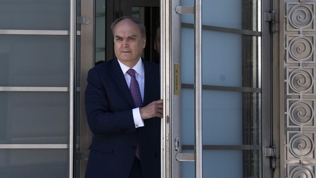 """Russlands Botschafter kehrt nach Washington zurück: """"Uns steht viel Arbeit bevor"""""""