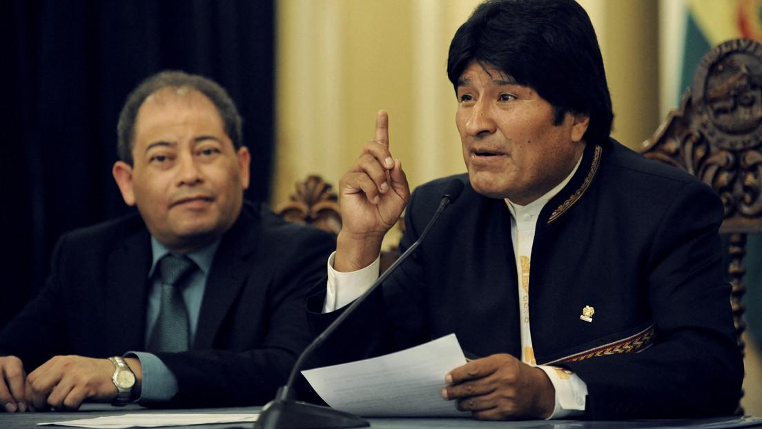 Boliviens Ex-Minister Carlos Romero: 2019 gab es Pläne, Evo Morales physisch zu beseitigen