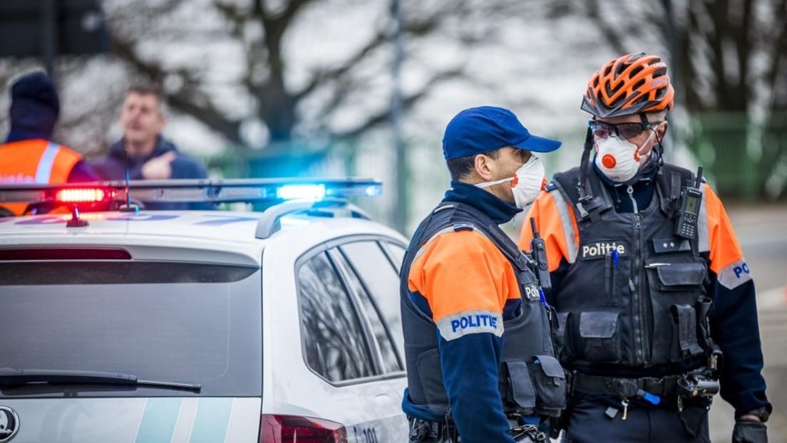 Bedrohte Virologen mit Mord: Terrorverdächtiger belgischer Soldat laut Medienberichten tot