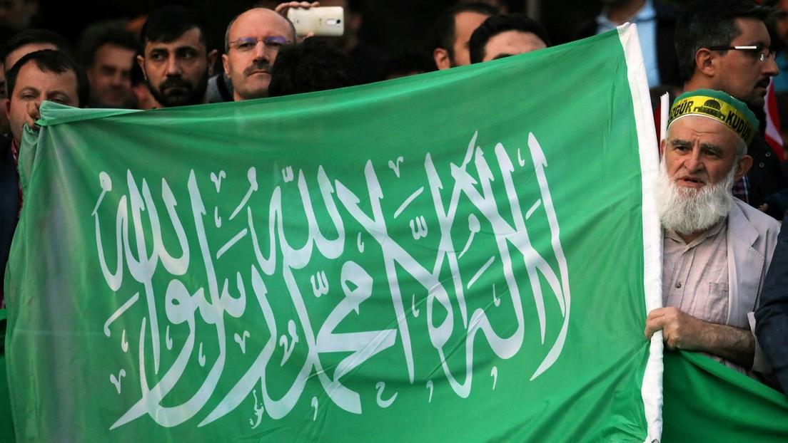 """Große Koalition will Hamas-Fahne verbieten: """"Zeichen an unsere jüdischen Bürger"""""""