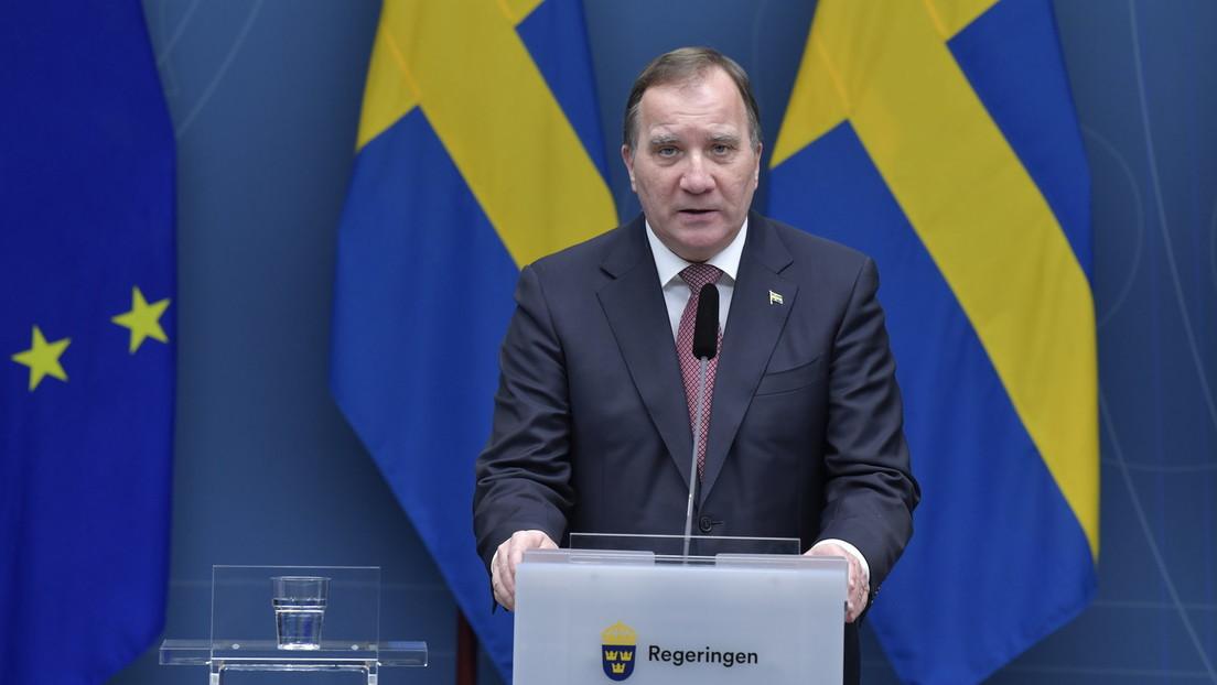 Schwedischer Regierungschef Stefan Löfven verliert Misstrauensvotum