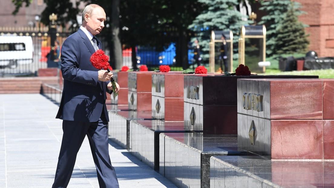 Wladimir Putin kündigt Artikel auf Deutsch zum 80. Jahrestag des Nazi-Überfalls an