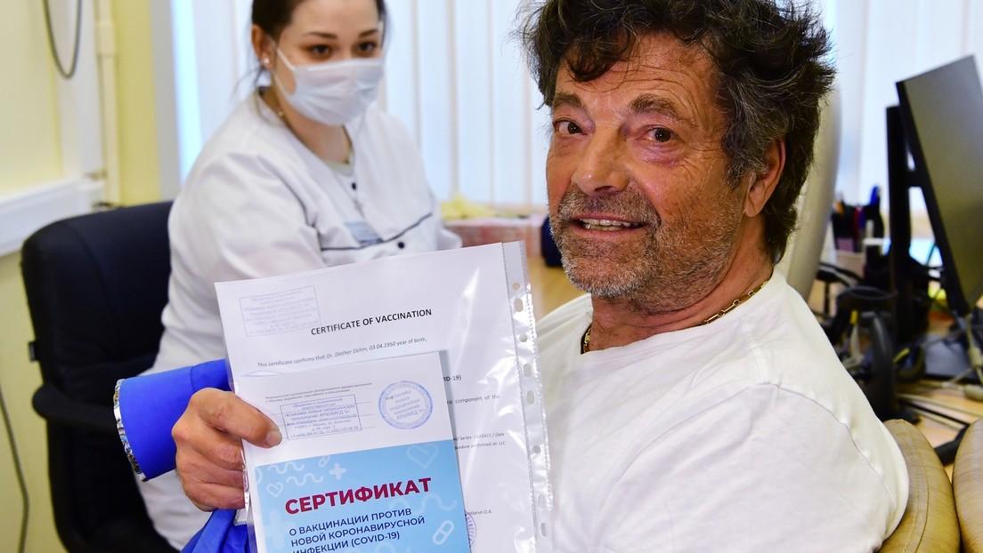Impfung mit Sputnik V wird nicht akzeptiert: Die EU gefährdet Russlands Impfkampagne
