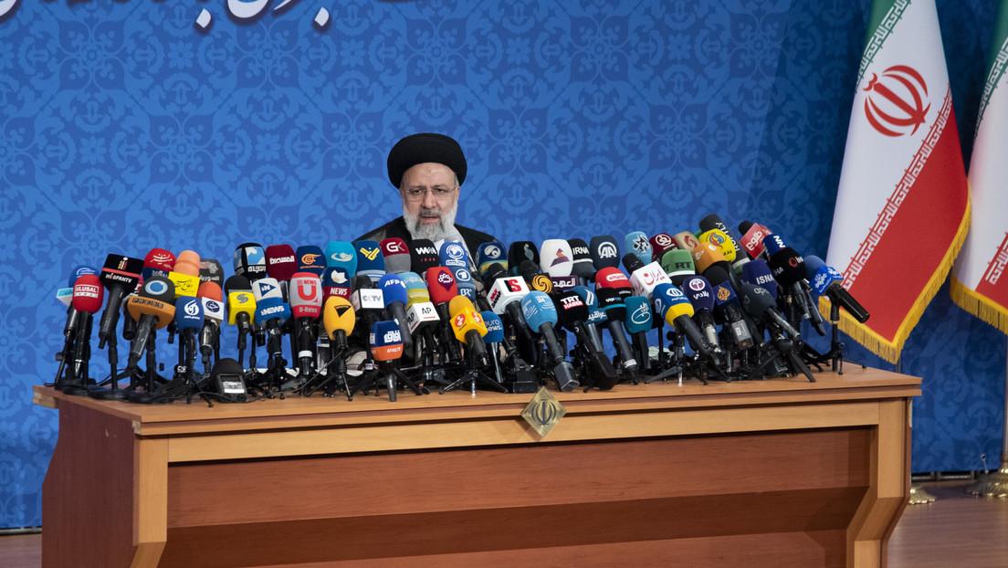 """Irans neu gewählter Präsident Raissi: """"Außenpolitik wird sich auf Atomdeal nicht beschränken"""""""