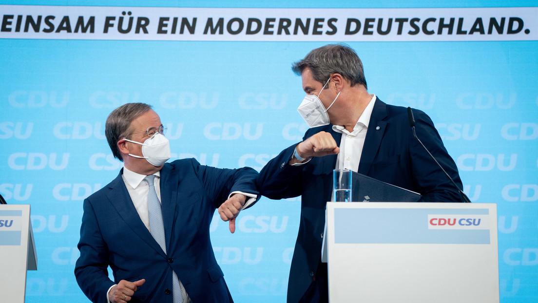 """""""Klimaneutrales Industrieland"""": Union verabschiedet Wahlprogramm – Kritik von den Grünen"""