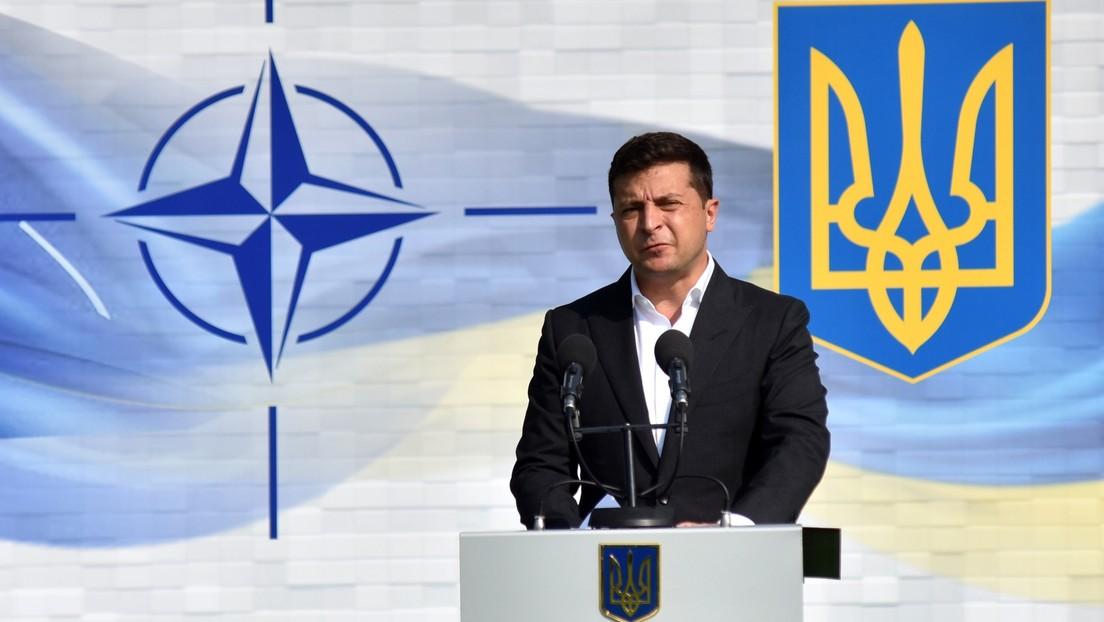 """Ukrainischer Außenminister: NATO macht """"keinen einzigen Schritt"""" in Richtung Beitritt Kiews"""