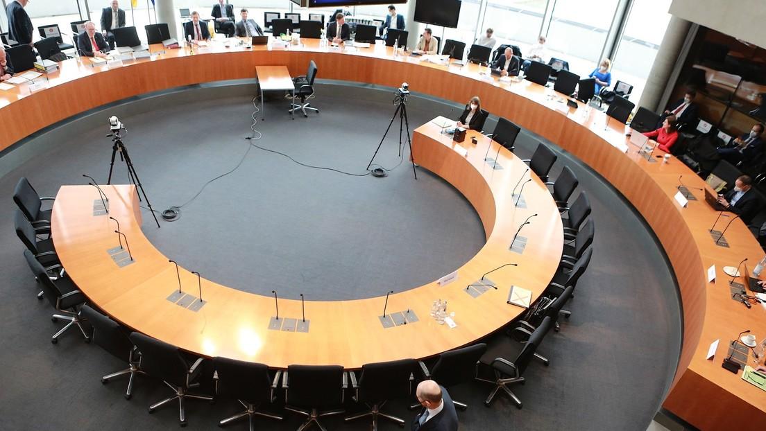 LIVE: Untersuchungsausschuss legt Abschlussbericht zum Wirecard-Skandal vor