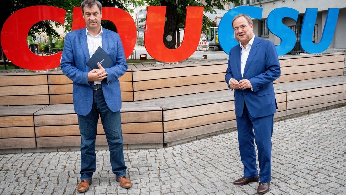"""Wahlprogramm der Union: Für Grüne und SPD unsozial und planlos – für Klimaschützer """"erschütternd"""""""