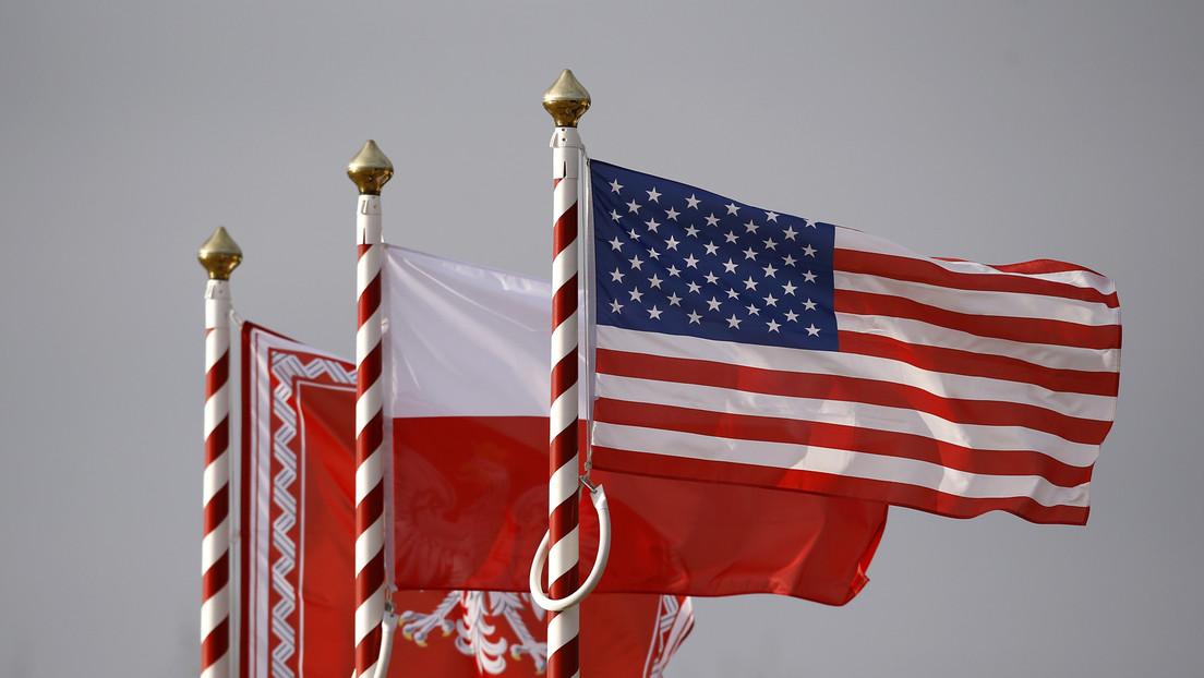 Polnischer Wurfspeertanz oder Übung in US-höriger Russophobie:Signal an Ukraine und Weißrussland