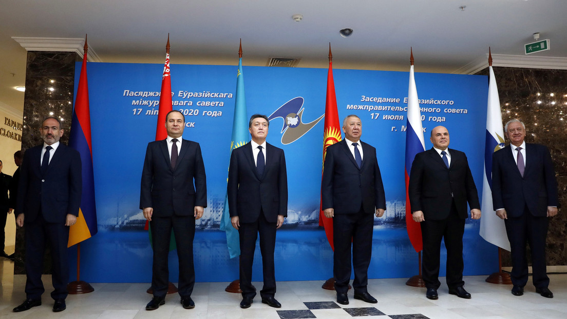 Eurasische Wirtschaftsunion arbeitet an mehreren Verträgen zur Vertiefung der Integration
