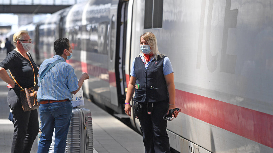 Mehr Gewalt gegen Zugbegleiter trotz geringer Zugauslastung