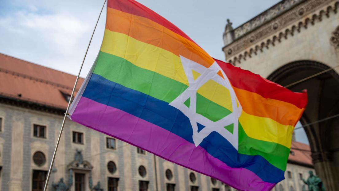 Israels Ultrarechte kritisieren Außenminister Lapid nach Hissen von Regenbogenfahne