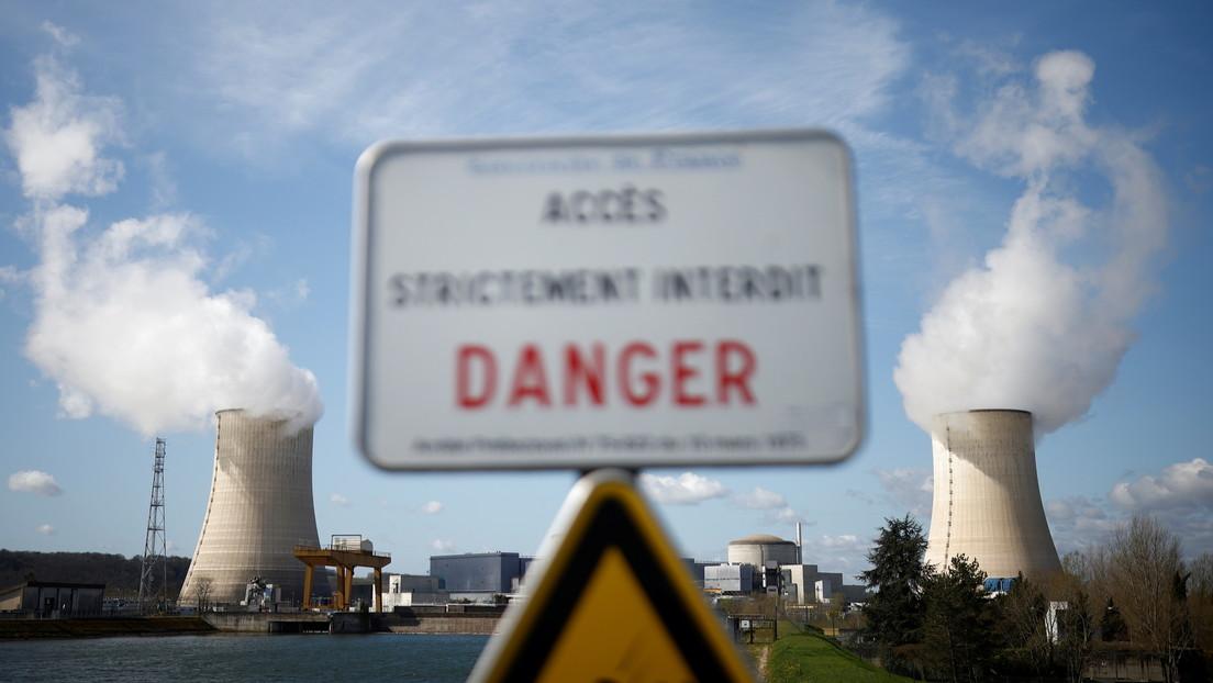 Erneute Streiks in Frankreich wegen Atomenergiereformen führen zu einem Rückgang der Stromproduktion
