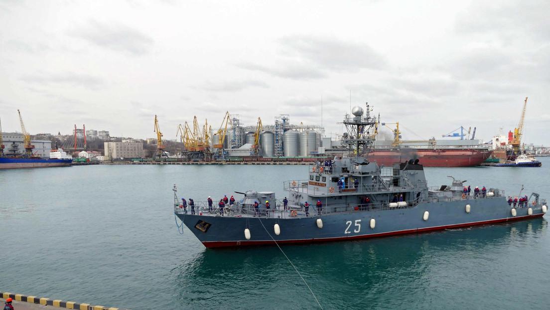 USA kündigen das nach Truppenzahl größte Militärmanöver in Ukraine und Schwarzem Meer an