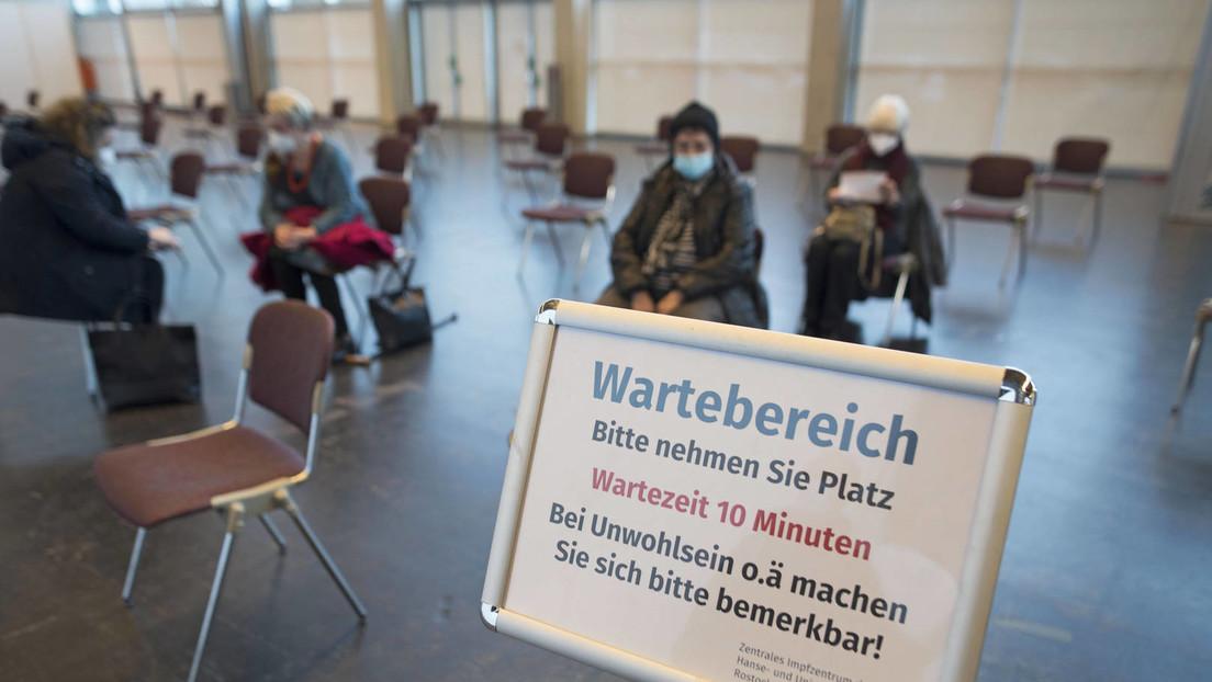Mecklenburg-Vorpommern: Bis zu 40 Prozent Terminabsagen in Impfzentren