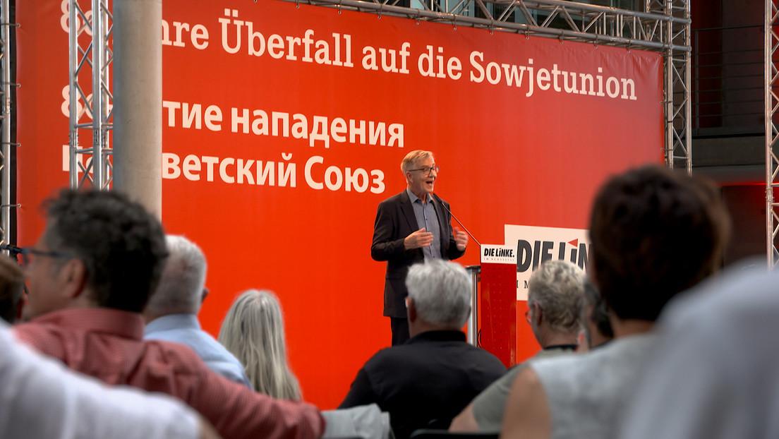 80 Jahre nach dem Überfall auf die Sowjetunion: Linke mahnt zur Völkerverständigung