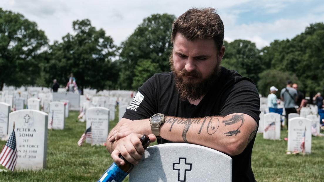 Studie: Seit 11. September 2001 starben viermal mehr US-Soldaten durch Selbstmord als im Krieg