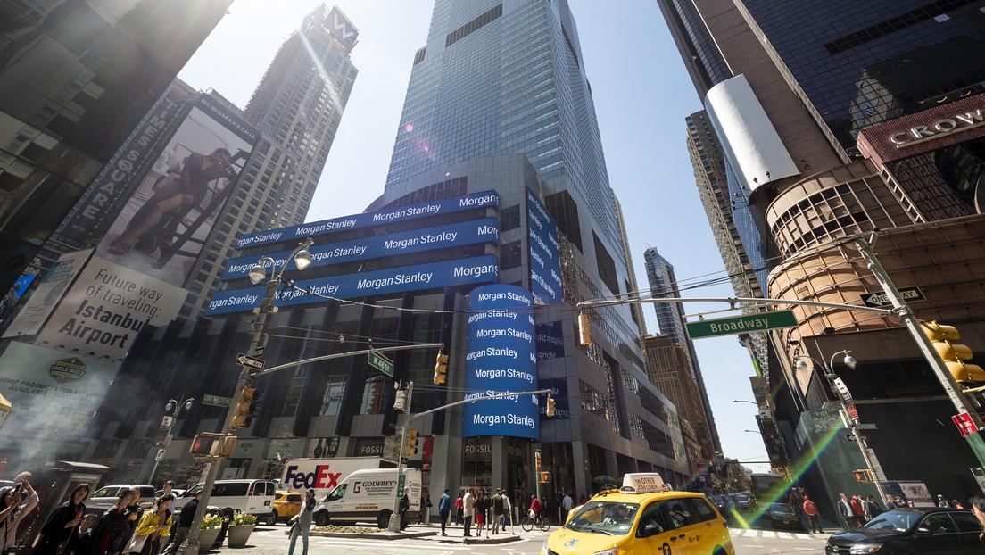 US-Bank Morgan Stanley plant wohl, Ungeimpften Zutritt zu verweigern