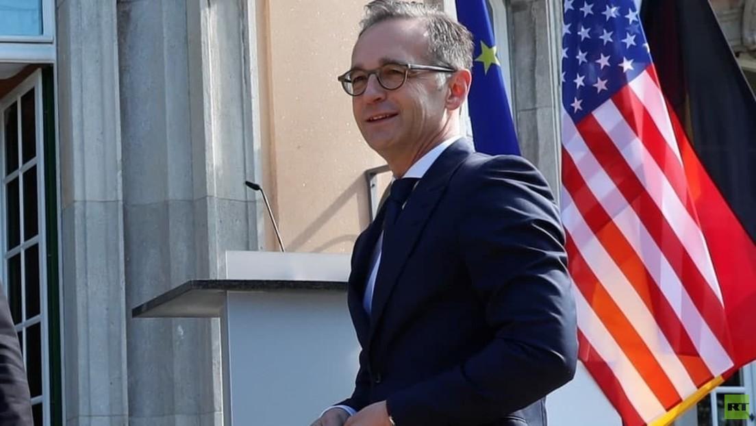LIVE aus Berlin: Außenminister Heiko Maas trifft seinen US-Amtskollegen Anthony Blinken