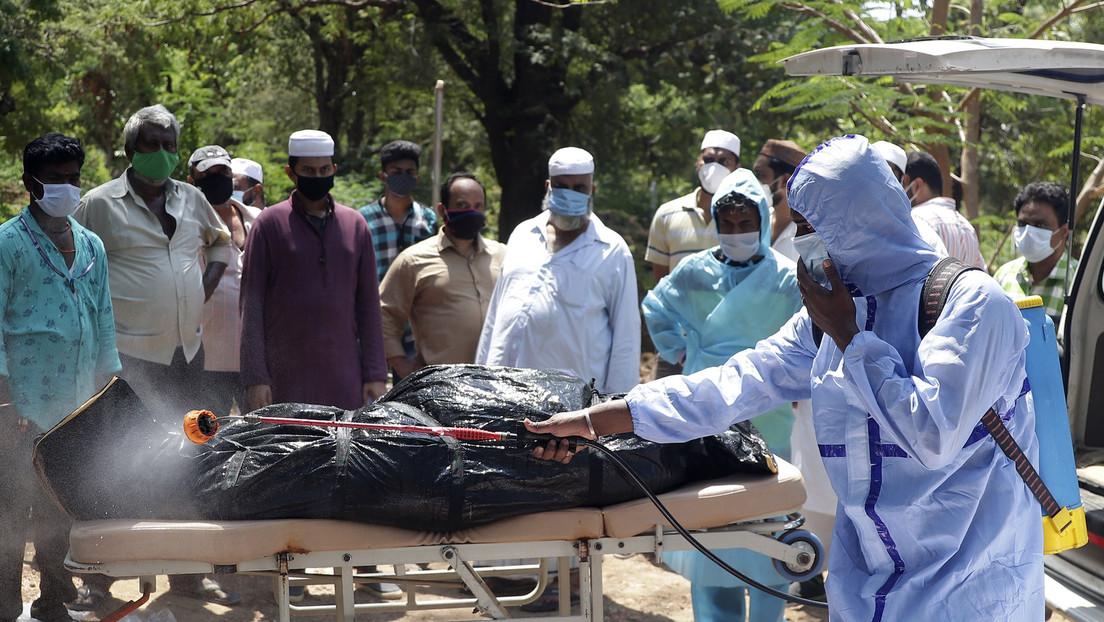 Delta-Variante: Indien meldet starken Rückgang der Infektionen – Lauterbach weiß Bescheid