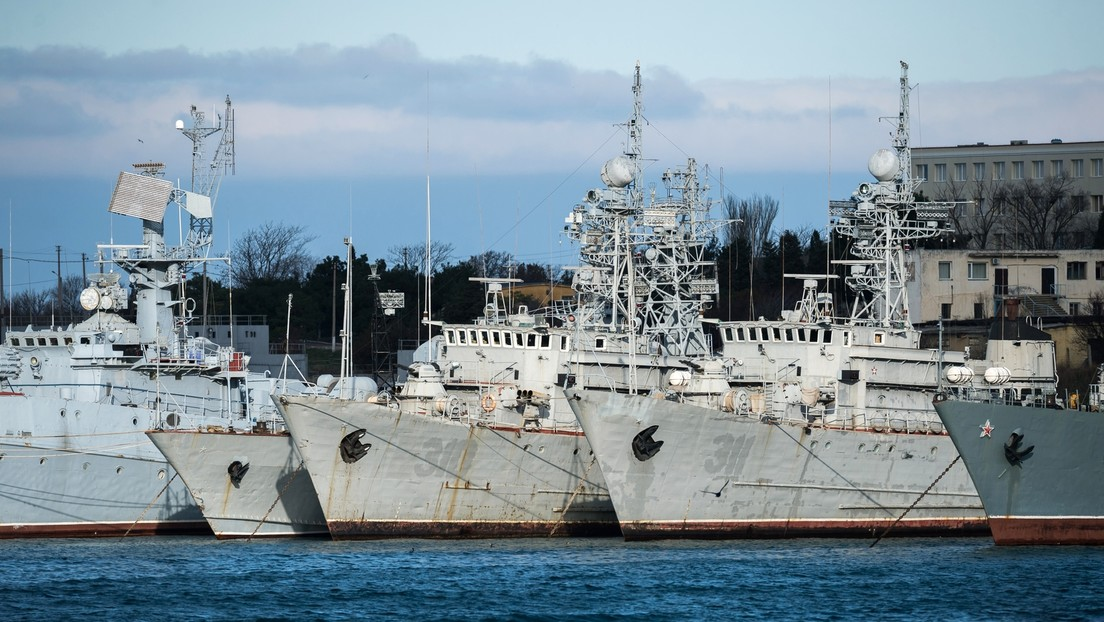 Großbritannien wird Ukraine mit Kriegsschiffen versorgen und Marinestützpunkte bauen