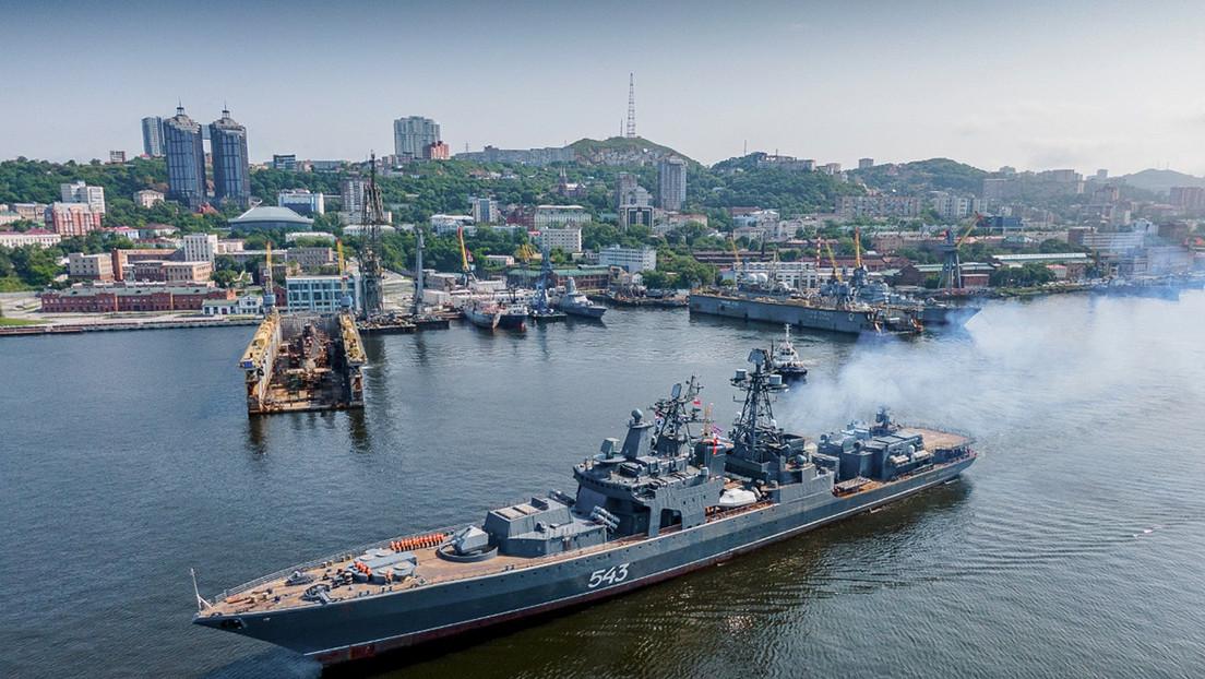 US-Militär nervös: Russische Marine übte vor Hawaii das Versenken einer Flugzeugträgergruppe