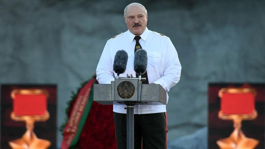 """""""Reuiger Deutscher oder Erbe der Nazis?"""" – Lukaschenko attackiert Maas wegen Sanktionen"""