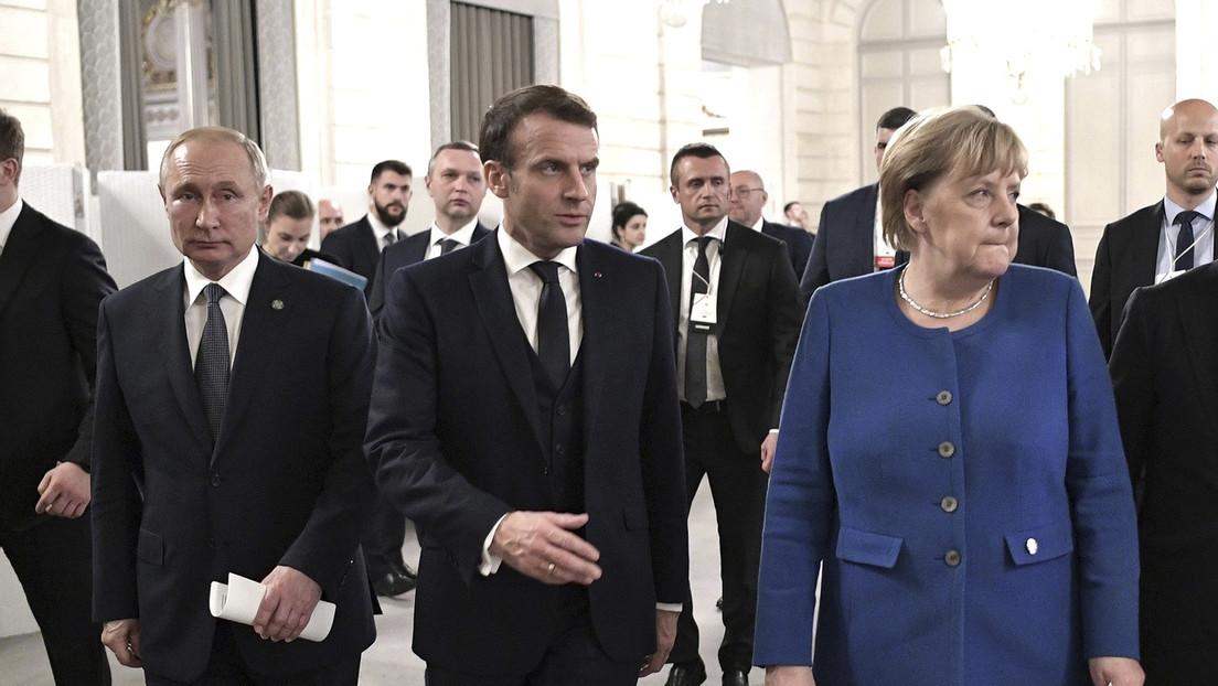 Tauwetter in Europa? – Putin soll laut Medienbericht zu EU-Gipfel eingeladen werden