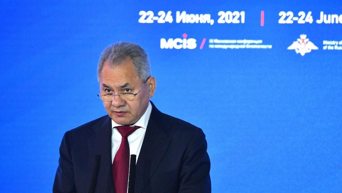 Russischer Verteidigungsminister: Lage in Europa ist explosiv