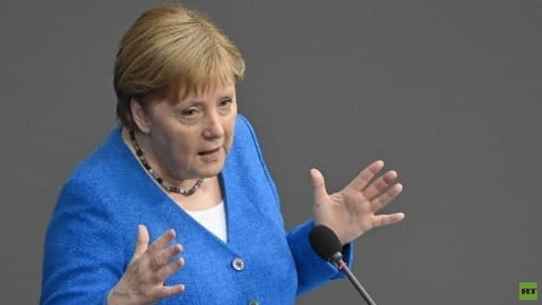LIVE: Angela Merkel spricht im Bundestag vor EU-Ratssitzung