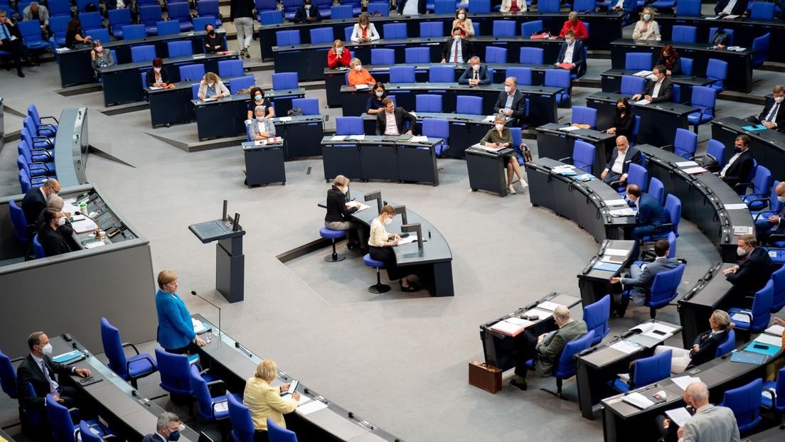 """LIVE: 236. Sitzung des Bundestages   Klimaschutz   Asylrecht   """"geschlechtergerechte"""" Sprache"""