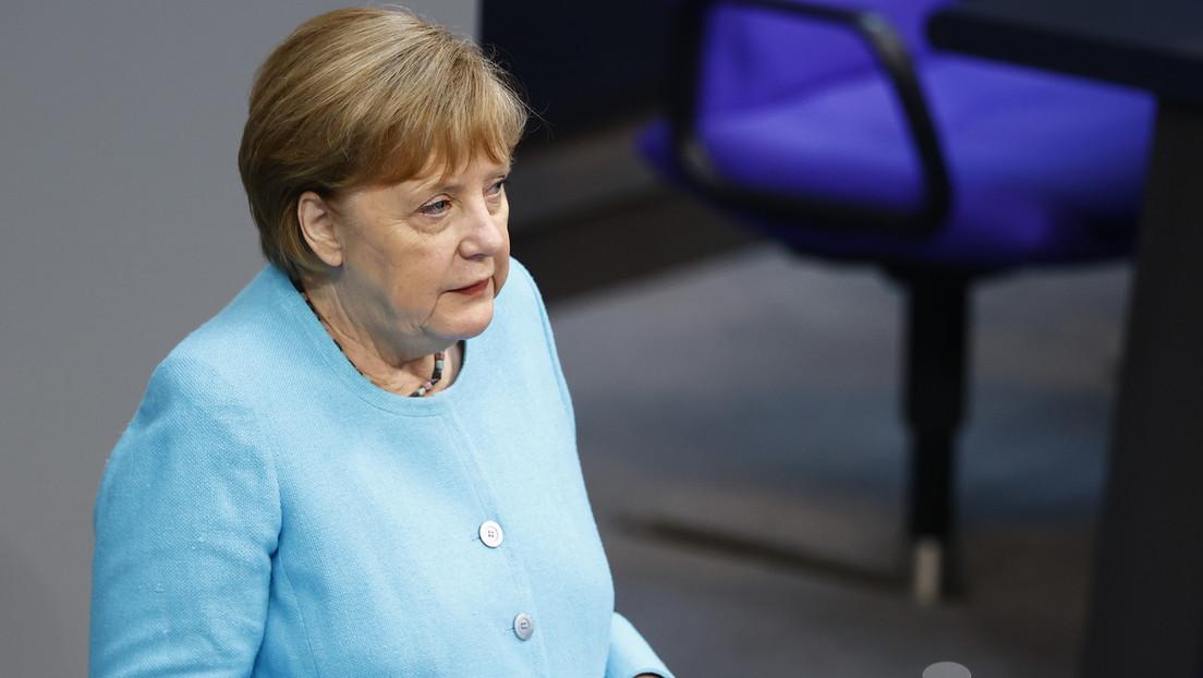 Merkel: EU muss Gesprächsformate mit Russland schaffen