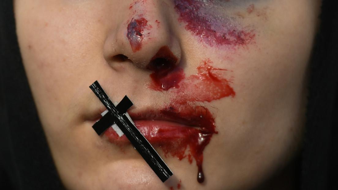 Wer von euch ist ohne Sünde? Athener Priester nach Säureangriff auf Bischöfe festgenommen