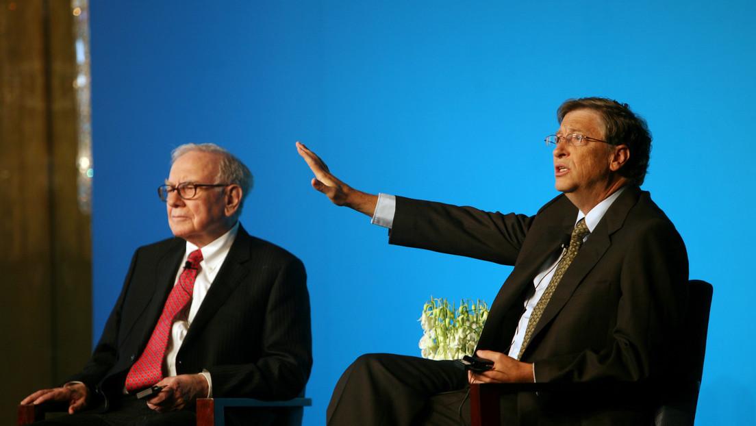 Warren Buffett: Wohltäter und Milliarden-Spender in eigener Sache