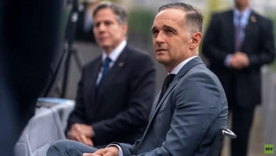 LIVE: Bundesaußenminister Maas und US-Amtskollege Blinken treffen sich mit Studenten