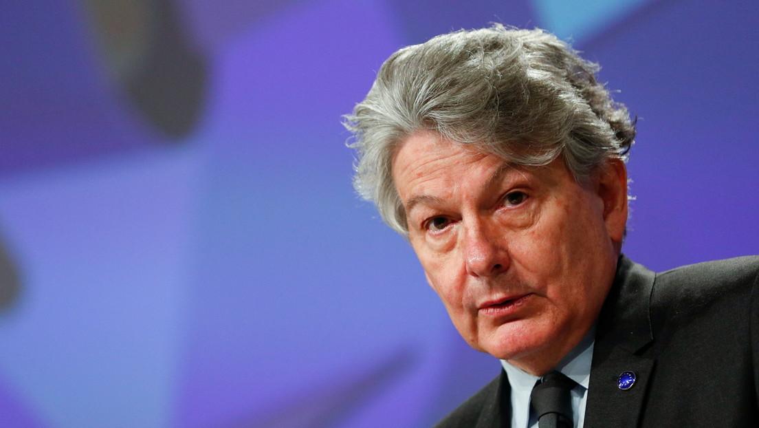 EU-Kommissar: Brüssel könnte Export von Impfstoffen nach Großbritannien blockieren