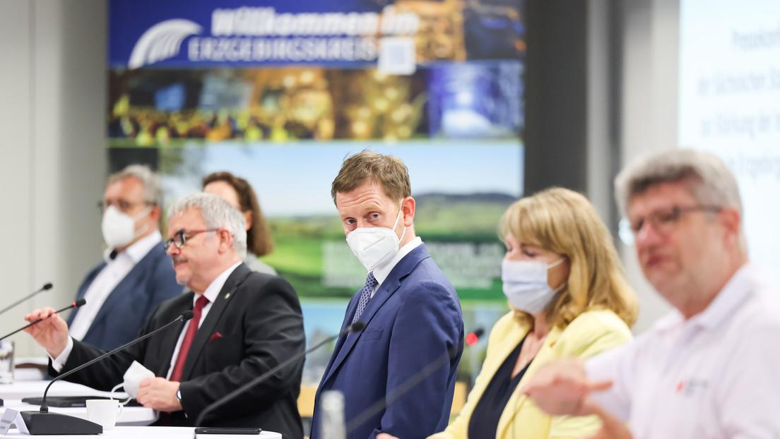 Es brodelt im Freistaat: Maskenpflicht soll in Sachsen auch bei Inzidenzwert null gelten