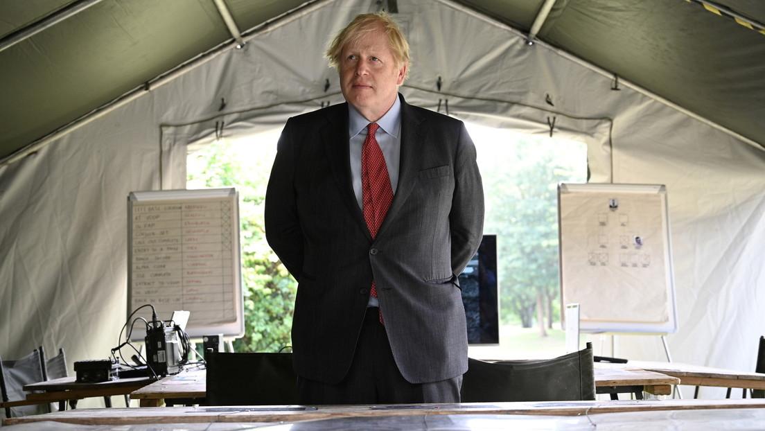 Bericht: Boris Johnson höchstpersönlich befahl provokative Route der HMS Defender vor der Krimküste