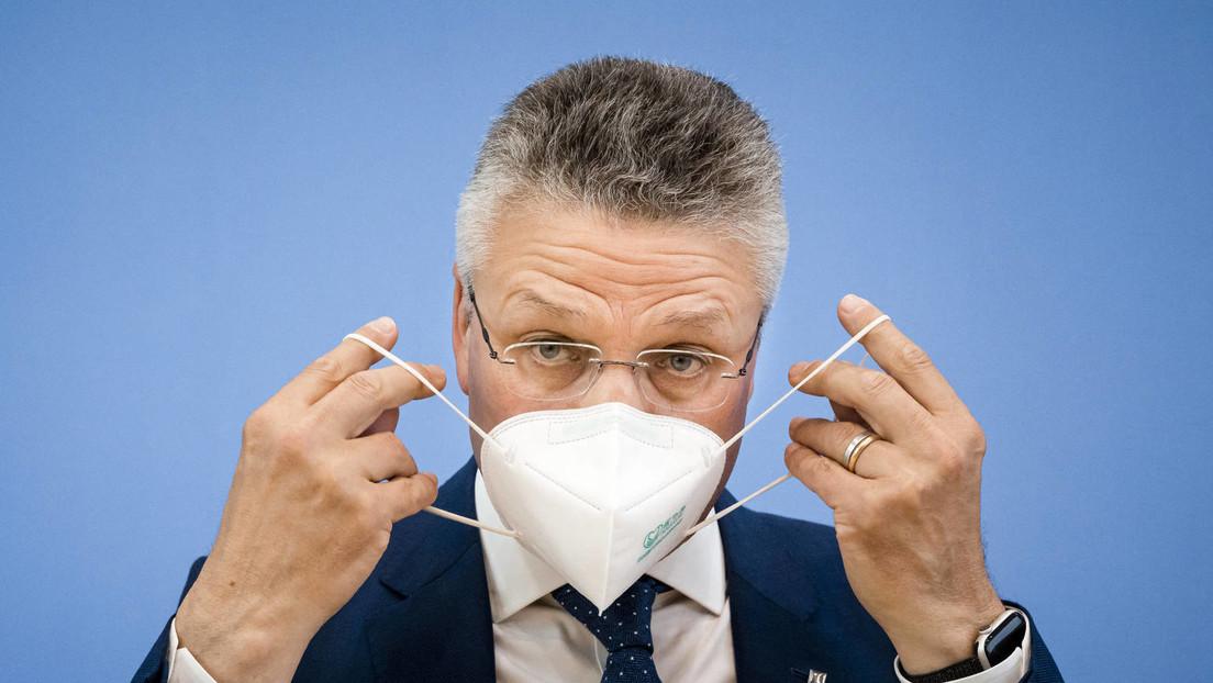 RKI-Chef Wieler: Tests und Maskenpflicht an Schulen sollten bis Frühjahr 2022 bleiben