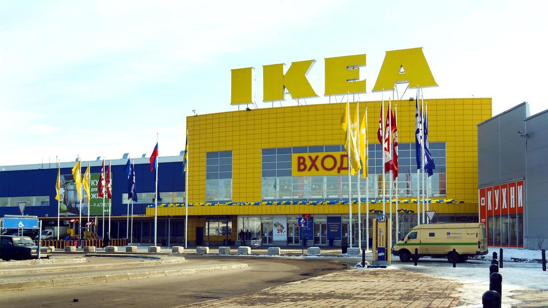 Schwedische Möbelkette IKEA schuldet Russland rund 12 Millionen Euro an Zollgebühren