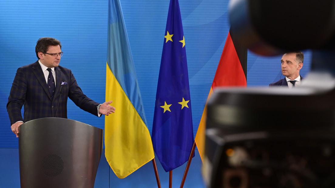 Von wegen Gipfel mit Russland – Kiew lädt Botschafter Frankreichs und Deutschlands vor