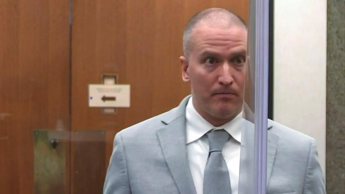 Fall George Floyd: Früherer Polizist muss 22,5 Jahre ins Gefängnis