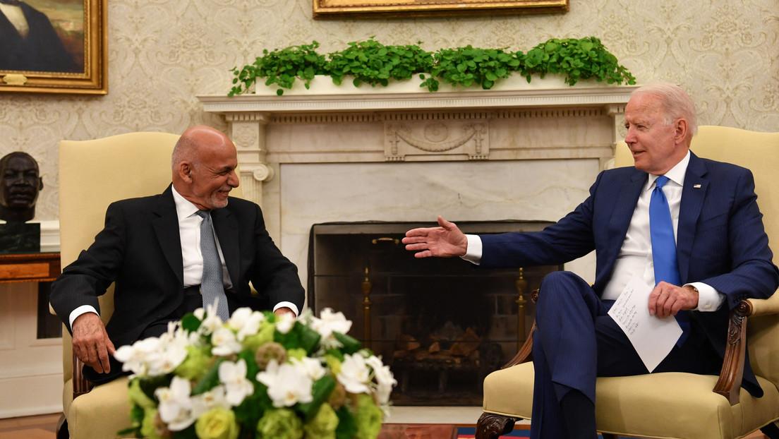 Taliban rücken weiter in Afghanistan vor – Präsident Ghani besucht Biden in den USA